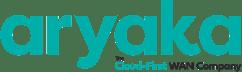 Aryaka Logo with Tagline Transparent