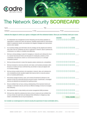 Networ_Security_Scorecard