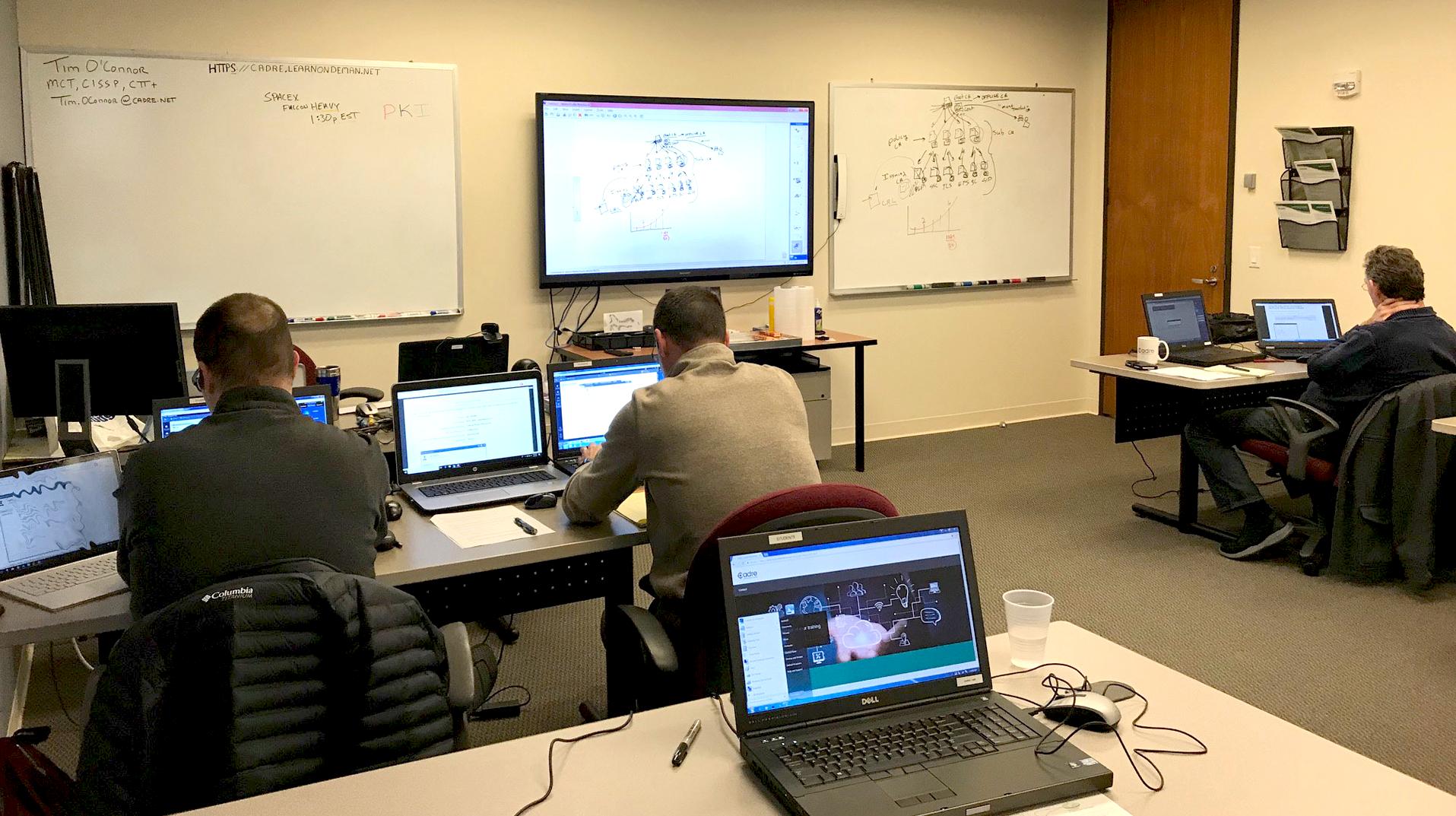 Modern Day Classroom2